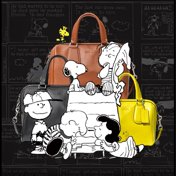 Coach x Peanuts Limited Edition Capsule Collection