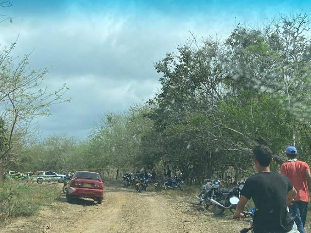En doble homicidio en El Cerrito, corregimiento de Piojó