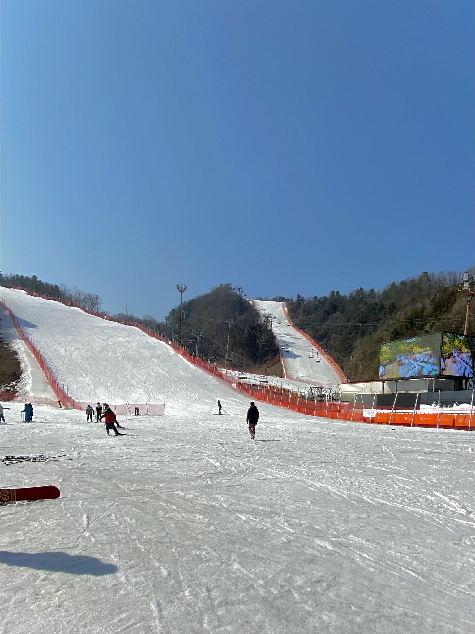 Elysian Gangchon Ski Resort Review