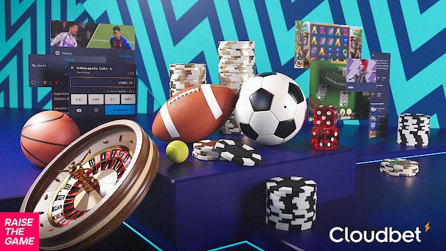 Crypto Gaming Pioneer Cloudbet