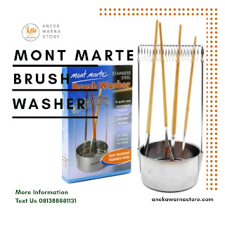 brush washer mont marte
