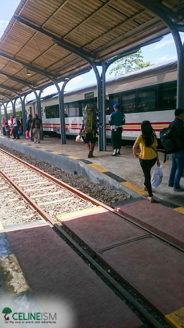 train station near mt ijen