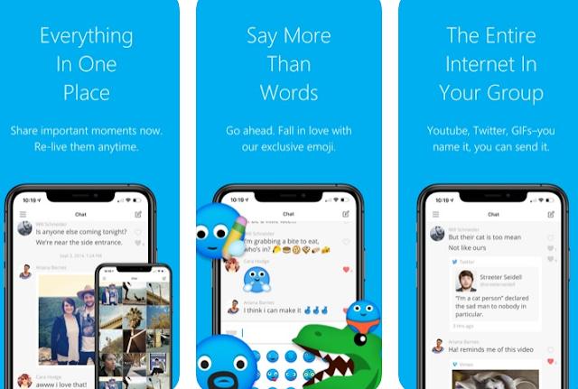 يضيف آخر تحديث لـ تطبيق GroupMe لنظام iOS دعمًا للرسائل متعددة الصور