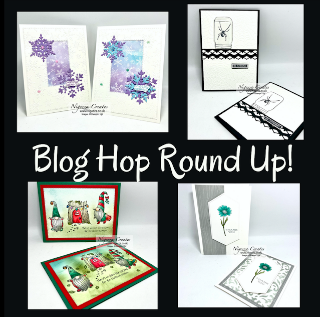 Blog Hop Round up!