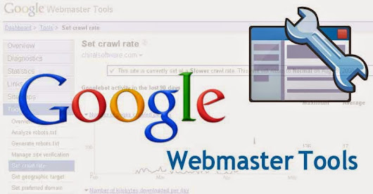 How to List and Verification Blog to Google Webmaster Tools