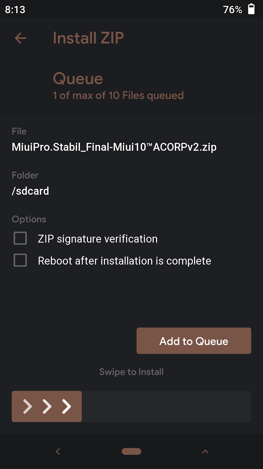 MiuiPro Stabil_Final-Miui10™ACORPv2 by Redmi Note 4x Russian