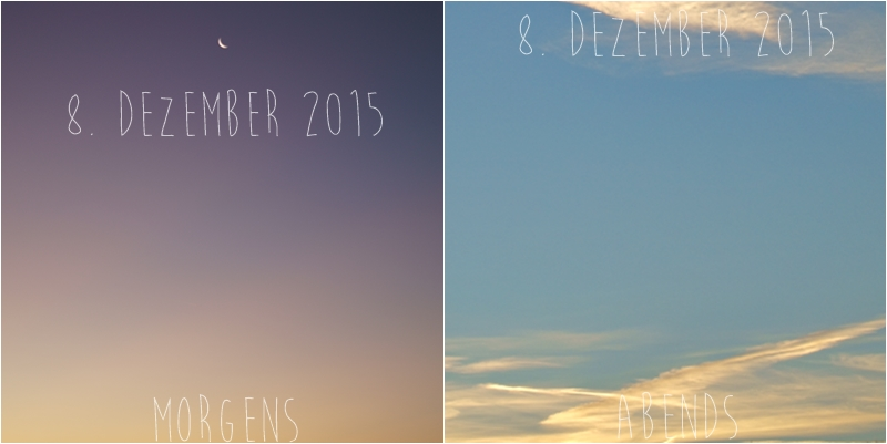 Blog + Fotografie by it's me! - Himmel am 8.12.2015