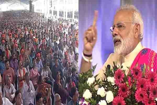 pm-narendra-modi-said-he-will-work-only-to-full-fill-indians-dreams