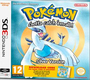 Rom Pokemon Silver Version 3DS