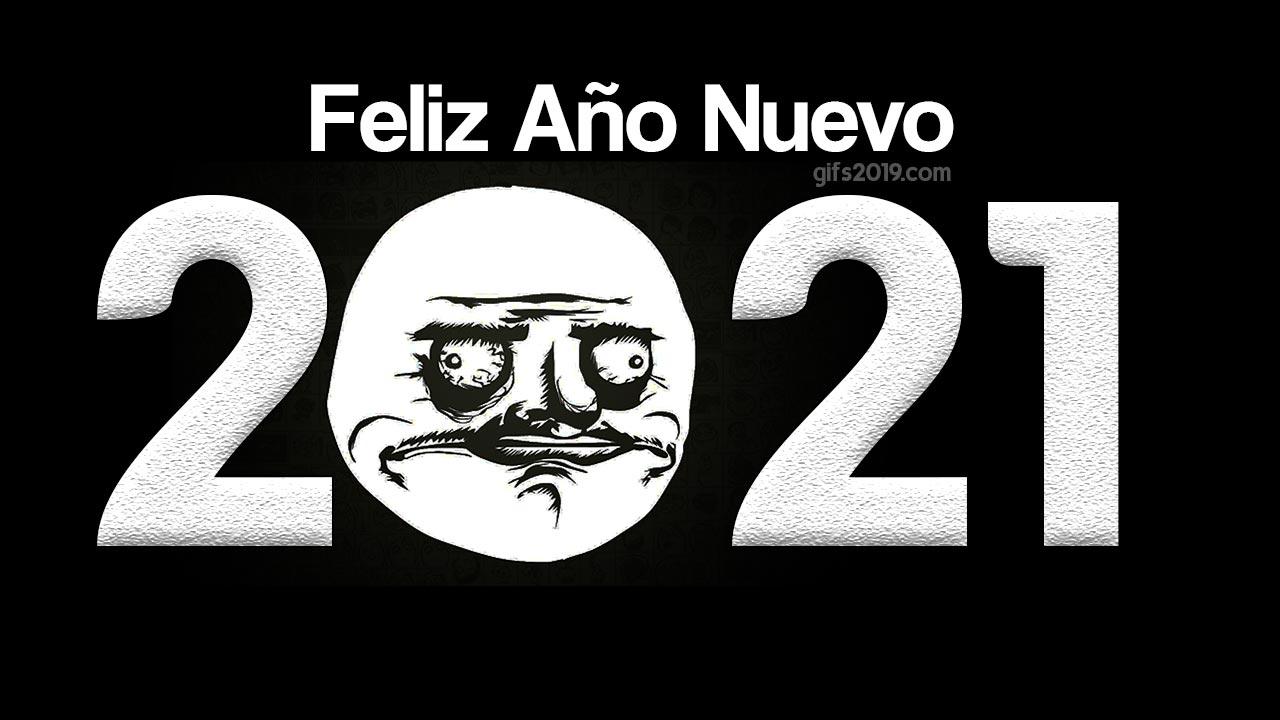 feliz año nuevo 2021 imágenes de memes