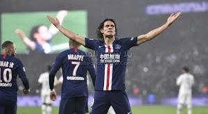 باريس سان جيرمان يتغلب علي فريق بوردو بصعوبة في الدوري الفرنسي