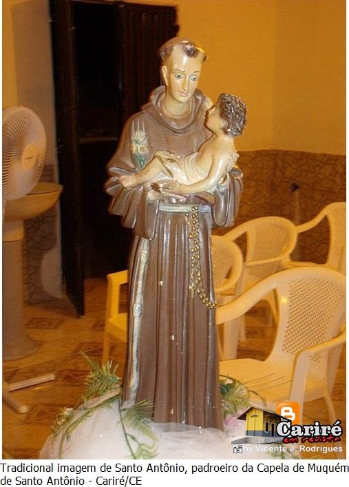 Muquém de Santo Antônio-Cariré realiza a Festa de Santo Antônio