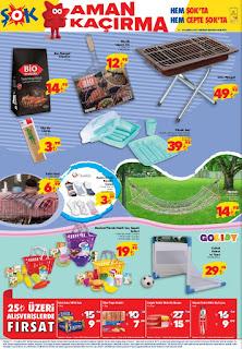 şok marketler zinciri 11-17 haziran tarihleri arası indirim fırsatlar online sipariş