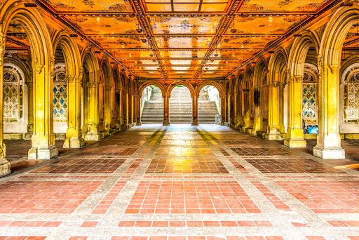 The Bethesda Arch @CentralPark - Tour Stop