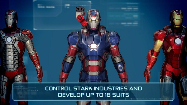 Iron Man 3 Android Game Apk