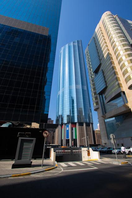 Burj Mohammed bin Rashi-WTC-Abu Dhabi