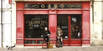 Gang, Calibro 77, 2017