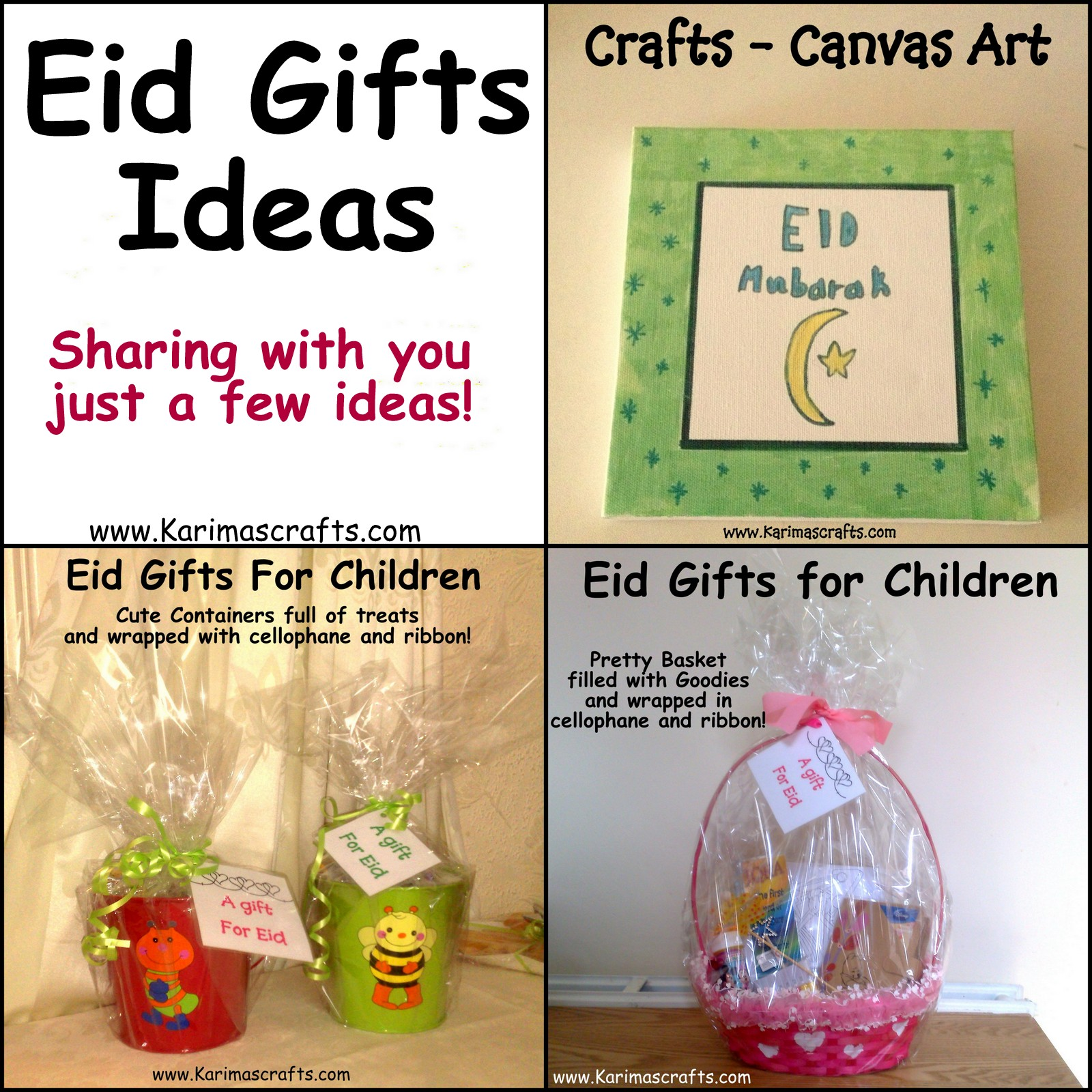 Karima S Crafts Eid Craft Ideas