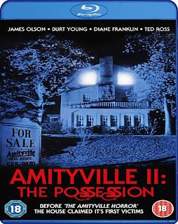 El Horror de Amityville 2: La Posesión [BD25] *Con Audio Latino