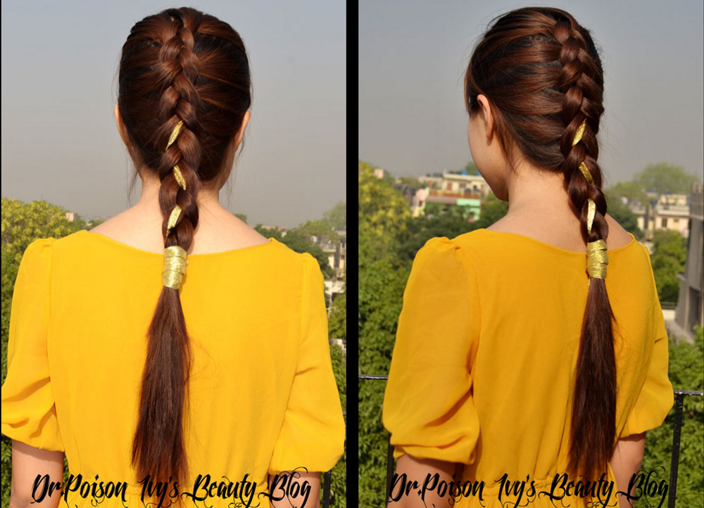 Dr Poison Ivy S Beauty Blog Ramp Ready Hairstyles With Tresemme