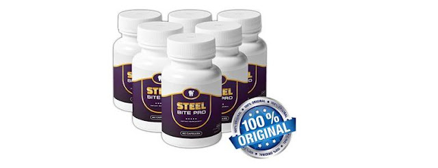 Steel Bite Pro Review: Overview of the Supplement -  Steel Bite Pro™ Official Website
