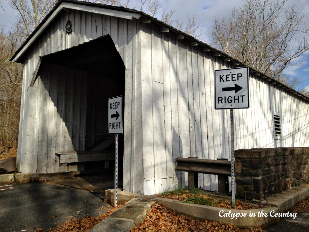 Sergeantsville Covered Bridge