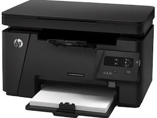 HP LaserJet Pro MFP M125a Printer Drivers Download
