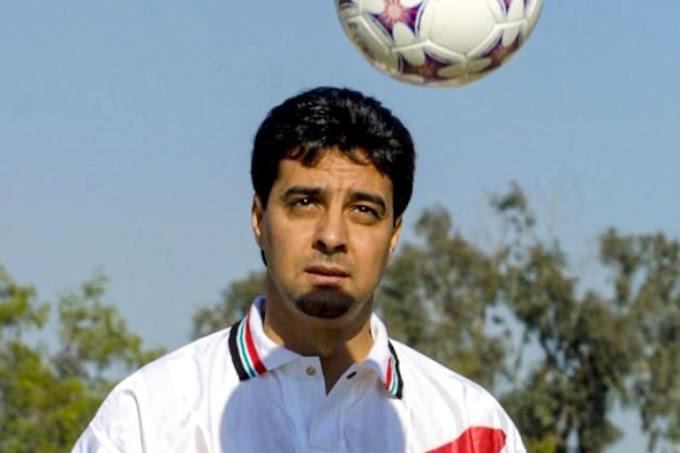 وفاة أحمد راضي اسطورة كرة القدم العراقية بسبب فيروس كورونا
