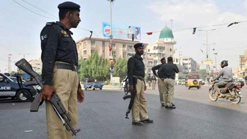 Terrorist arrested in Karachi