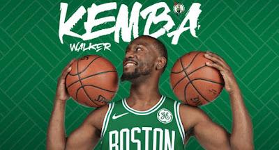 2019 - 2020 Boston Celtics analizi - Kemba Walker