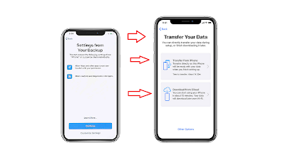 How to Set Up iPhone 11 From Old iPhone