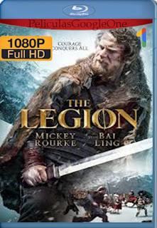 The Legion [2020] [1080p BRrip] [Latino-Inglés] [LaPipiotaHD]