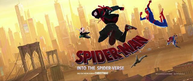 Spider Man into the Spider Verse Desktop Wallpaper Download