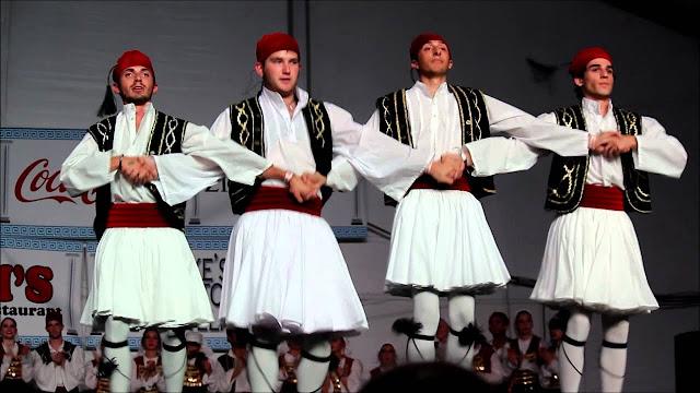 International food blog: INTERNATIONAL:  GREEK BOSTON: Greek Music