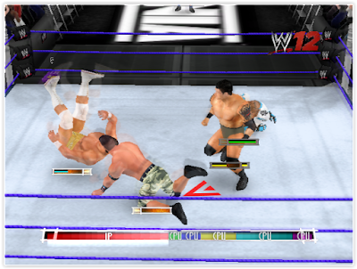 This game is loved yesteryear everyone specially for WWE fans because WWE 12 Game - Download For PC together with How To Play?