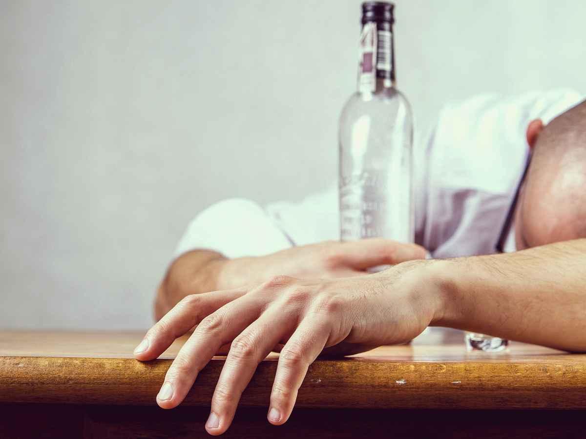 Продажа алкоголя в общежитии