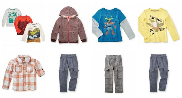 Tea Collection fall clothes