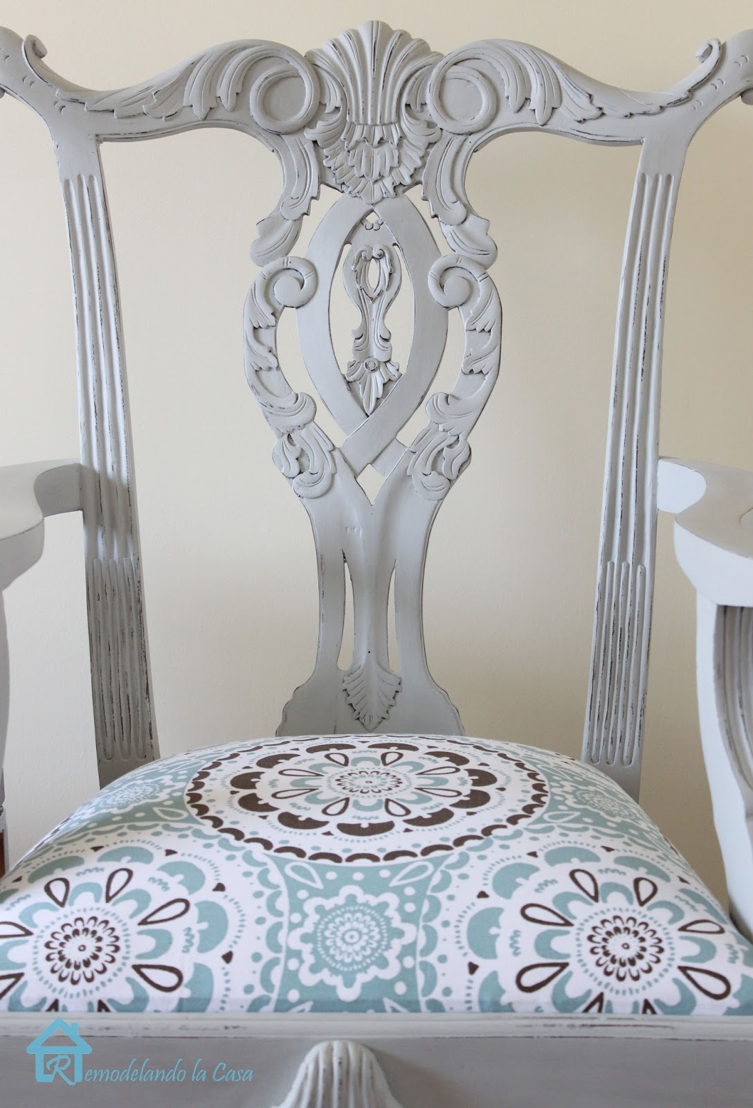 Grey Painted Chairs Ironing Board Chair My First Experience With Chalk Paint Chippendale