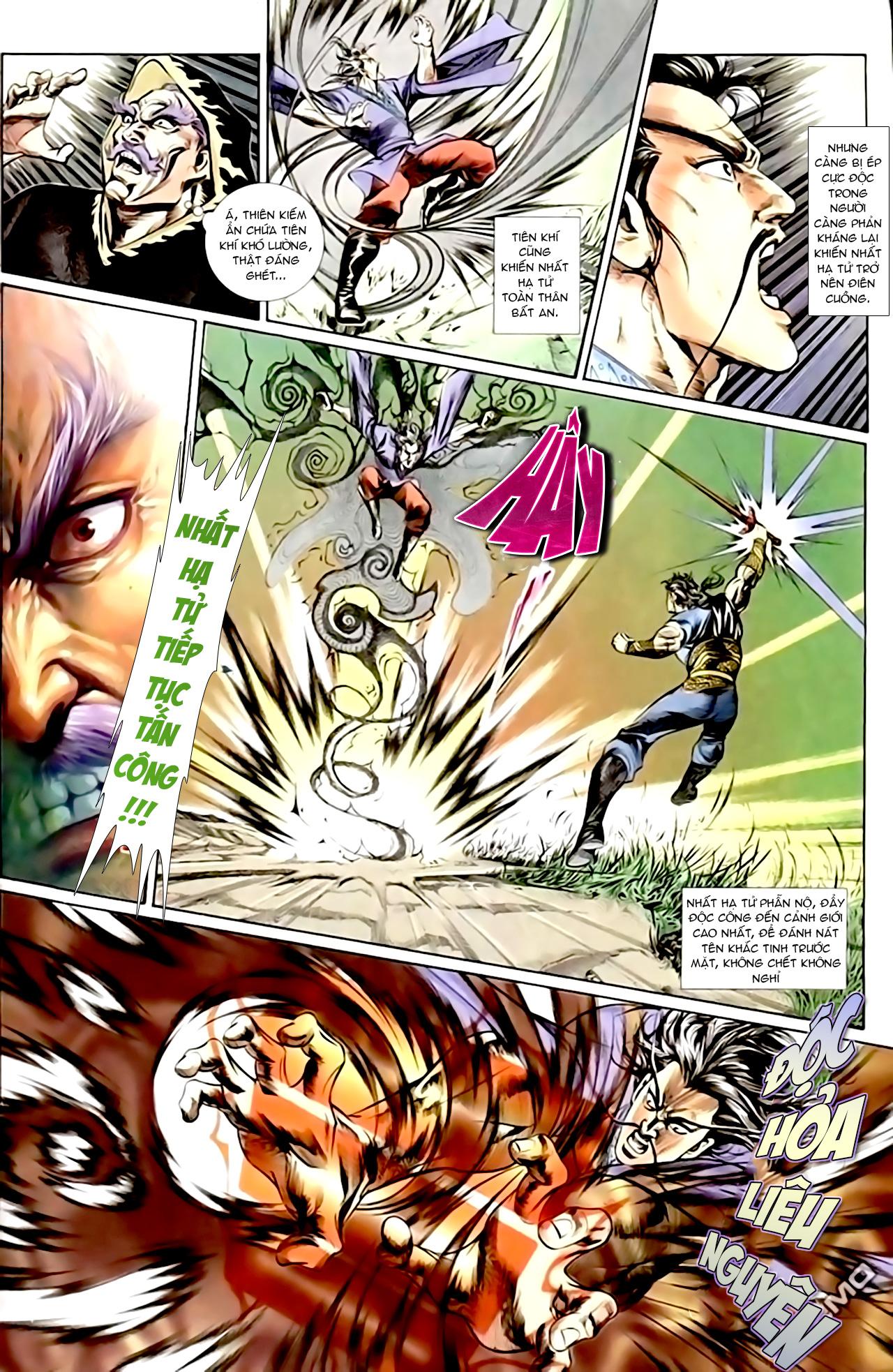 Cơ Phát Khai Chu Bản chapter 157 trang 13