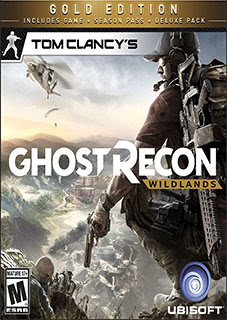 Tom Clancys Ghost Recon Wildlands Gold Edition PC download