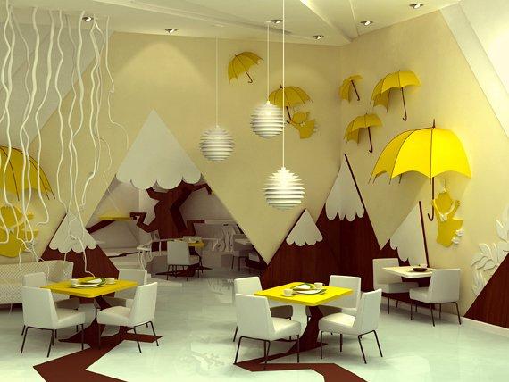 Ibercons Arquitectura Diseo Diseo de interiores de Cuento de Hadas