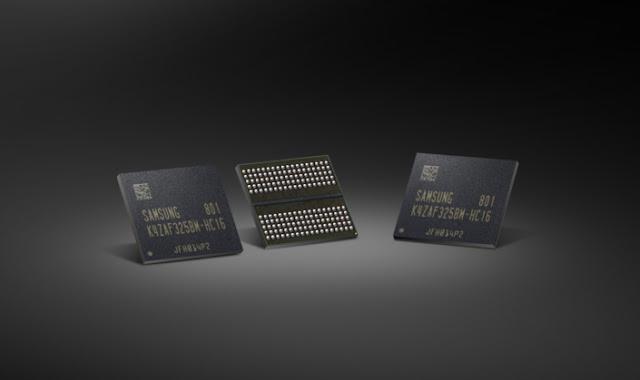 Samsung sai na frente na produção em massa de memórias GDDR6