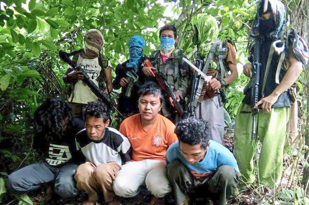 Tebusan Malaysia Rayu Bantuan