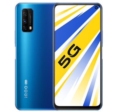 iQOO Z1X 5G Launched With 6.67inch Full HD+ 120Hz Display, 8GB RAM, 5000mAh Battery & More