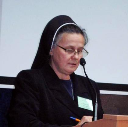 Сестра Діогена Тарашкевич