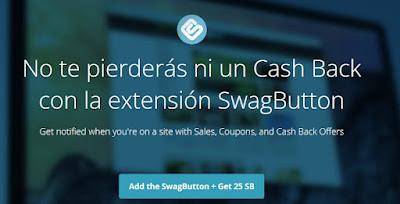 Swagbutton de Swagbucks