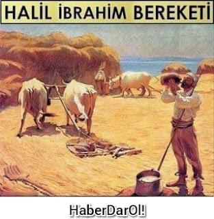 Halil İbrahim bereketi