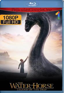 Mi mascota es un mostruo (The Water Horse: Legend of the Deep) (2007) [1080p BRrip] [Latino-Inglés] [LaPipiotaHD]