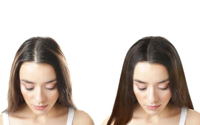 Routine appropriée pour renforcer le cuir chevelu naturellement