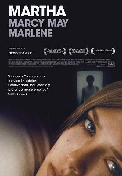 Martha Marcy May Marlene DVDR NTSC Español Latino 2011